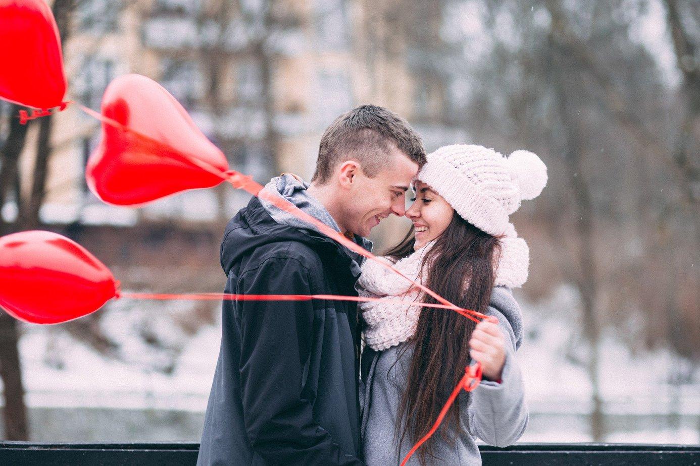 Mann verliebter verhalten heimlich Heimlich verliebt: